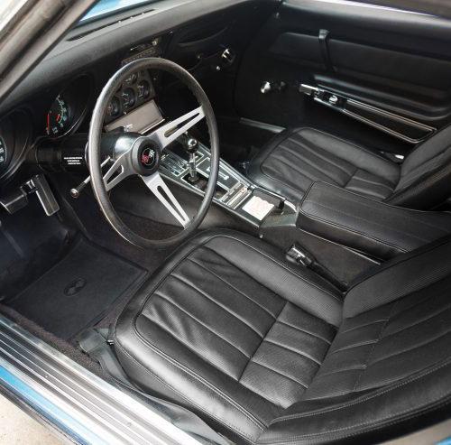 1969 Blue Corvette L88