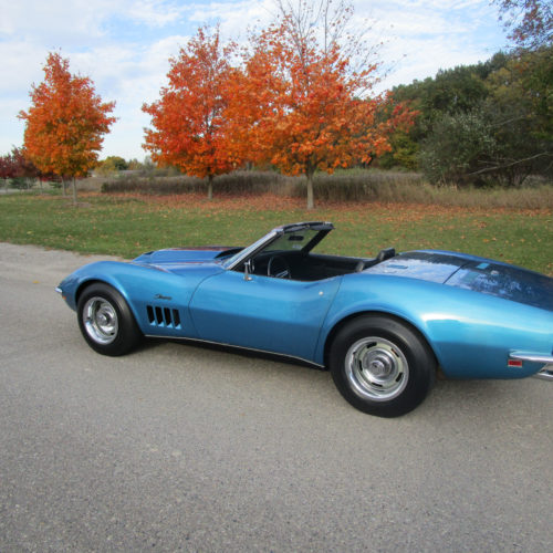 1969 Corvette L88 Convertible