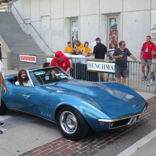 corvette l88 blue 1969